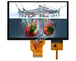 "Nextek 7.0 "" Factory Direct Sale 1.44-10.2 Inch - 높은 Quality LCD"
