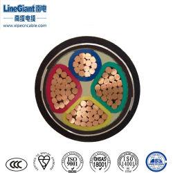 3+2 0.6/1кв Cu/ заводе индивидуальные RoHS LSZH PVC электрический провод кабеля с Sta / Swa/ кабели поставщиков/компаний