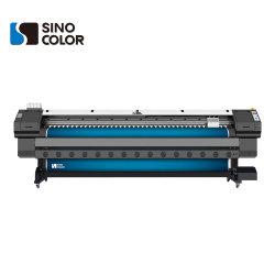 3,2 milhões (120 polegadas) de largura de impressão Super Impressora Solvente ecológico Sj-1260C com DX5/ Dx8 Chefes