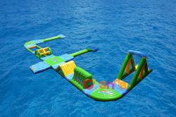 Giocattolo acquatico gonfiabile personalizzato per il parco acquatico