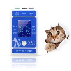 Las ventas de hasta 10% de descuento Animal Cat and Dog Vet equipamiento médico Monitor de paciente