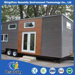 Montaje fácil Travelman diminutos de bajo coste de la casa prefabricados