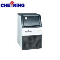 Aprovado pela CE 20kg máquina de cubos de gelo com Semi-Automático