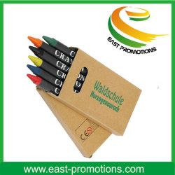Eco friendly 6pzas crayón para escolares