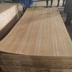 4*8 природных из тикового дерева шпона в 0,3 мм
