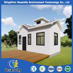 Light Steel Gerahmte Prefab Houses Granny Flat for Australia Newzeland
