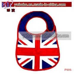 Interlock de coton produits bébé Baby Bib pour le parti de vêtements pour bébé (P1015)