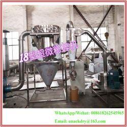 Continuous Superfine Herbal Medicine/Bean café de sucre// d'aliments séchés/// de grains de céréales de riz / Moulin à poivre/ Pulvérisateur avec filtre à poussière 200-400 Mesh