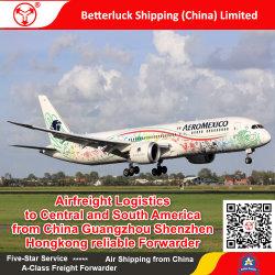 Logística de transporte aéreo a Ecuador Quito(UIO)Aeropuerto Mariscal Sucre de China Guangzhou, Shenzhen Hongkong reenviador fiable