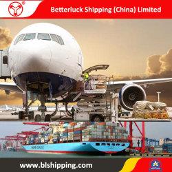 Luchtvracht die van China aan de Vracht van Bournemouth verschepen Teesside Blackpool