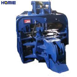 Montón de martillo hidráulico para la pila de hojas de pilotes Ramming hidráulica de la máquina