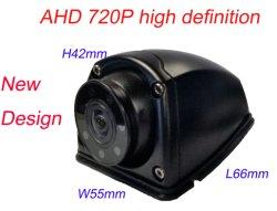 Ahd 720p Vista lateral da câmara de automóvel de Marcha de Backup
