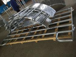 Ovinos galvanizado /Gado equipamento de alimentação do alimentador de fardos de feno