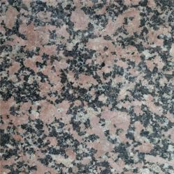 As lajes de granito vermelho de alta qualidade