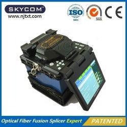 De Fusie die van de Kabel van de optische Vezel LCD van het Lasapparaat van de Fusie van de Machine het Scherm verbinden