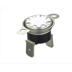 """(1/2 """") termostato impermeabile 250V 10A del disco Ksd301 con la risistemazione Manuale Protettore Termico del collegare"""