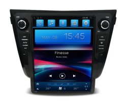 Le Nissan X-Trail Qashqai Android système d'infoloisirs de l'écran de Tesla avec GPS Phone Link Parking de commande de climatisation auto 360 pris en charge de la caméra
