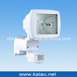 De Schijnwerper van het Halogeen van de Sensor PIR (Ka-FL-150C)