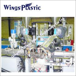 Niedriger Preis Plastikc$pex-al-c$pex Rohr-Maschine/Pex Rohr, das Strangpresßling-Zeile bildet