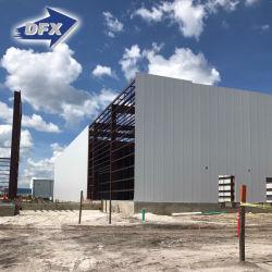 A China por grosso Barato preço Peb Luz Estrutura de aço do Prédio de Metal Prefab Construção Warehouse