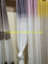 Le tende Yarn-Dyed delle tessile domestiche sono semplici ed alla moda