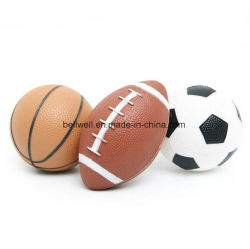 Promoción de la pelota de rugby Mini Toy 3pk bola para niños