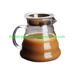 Creatore di caffè alto di vendita caldo di vetro di Borosilicate per la Tabella Using