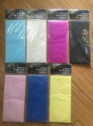 Normallack-Geschenk-Verpackungs-Seidenpapier von der Jungfrau-hölzernen Masse