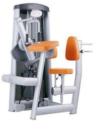 Equipamiento de gimnasio comercial de la máquina de remo sentado XH17