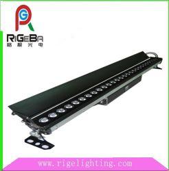 Lavanda da parete LED RGB 27X3w per esterni