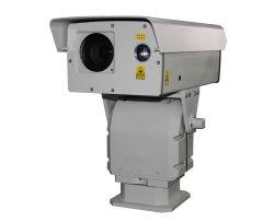 長距離レーザー高速PTZ HD IP CCTVのカメラ