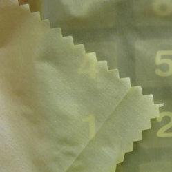 Сверхтонкий нейлоновая куртка ткань с высокой плотностью, мягкий свет, дышащий, транспарентной