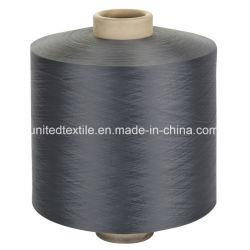Denim Fabric를 위한 600d/192f SD Him DTY를 가진 100%년 폴리에스테 Dope Dyed Yarn