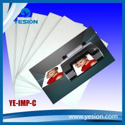 90GSM-128GSM/A4/A3 тяжелая бумага с покрытием матовая бумага для струйной печати (желтый-АНГЛ.-C)