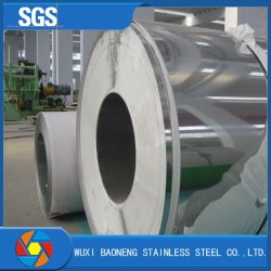 Bobina/striscia di acciaio inox laminato a freddo di materiale da costruzione 304/304L/309/309S/310S/316L/317L/321