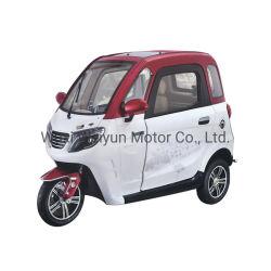 3 Três Rodas Mini fechados de triciclo carro com rádio/Bluetooth