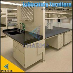 Soluciones personalizadas de laboratorio fabricante de muebles de laboratorio Workbench/Laboratorio mobiliario Experimental