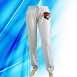 Lounge 100% del Lady del cotone Pants con Screen Print