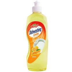 400ml Huiji/OEM ESENCIA DE LIMÓN líquido de lavavajillas de marcas
