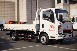 Sinotruk HOWO 4X2 화물 트럭 또는 밴 Truck 또는 가벼운 Truck/6 바퀴 트럭 3 톤에서 판매를 위한 10 톤