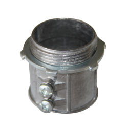 EMT Verbinder-Rohr-passender Aluminiumtyp