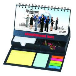Soem-Entwurfs-hölzerne Tischplattenkalender