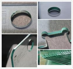 Dusche-Panel, Schiebetür, Frameless Gehäuse mit ausgeglichenem u. lamellierte, Acid-Etched, gebildetes, freies Floatglas