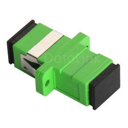 Sc/APC Adaptateur pour panneau de raccordement à fibre optique