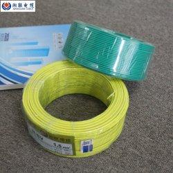 Câble d'alimentation solaire 220V 110V IEC Conducteur en cuivre électrique PVC PE Insualted Bâtiment Accueil LSZH Ignifuge résistant à la chaleur fil électrique souple