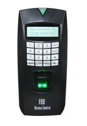 Le système de contrôle d'empreintes digitales biométriques d'accès avec le temps présents (F08)