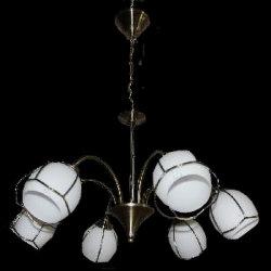 Moderne et populaires Lustre Eropean-Style-8122/6 l'éclairage (D)