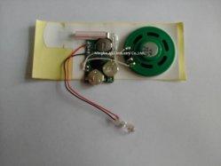 Gruß-Karten-fehlerfreie Baugruppe mit LED, LED-fehlerfreie Baugruppe, Sprachaufnahme