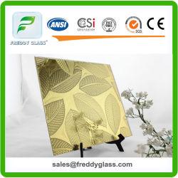verfraait de 2.5mm10mm Gekleurde Diamant Gevormde Spiegel/de Spiegel van het Patroon/Spiegel/Spiegel de Achtergrond van de Muur/de Spiegel van de Muur
