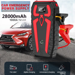 La batería del automóvil con display LCD Digital Puls cargadores reparación adecuado de carga rápida de 12V de plomo-ácido de litio